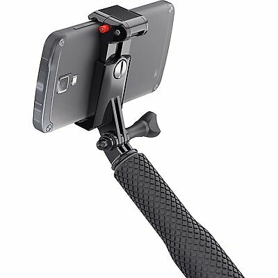 SP Gadgets Smart Phone Mount - for use with SP Smart Poles & GoPro mounts