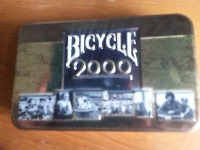 Bicycle 2000 Playing Cards