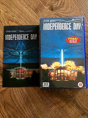 Independence Day VHS Video Collectors Edition