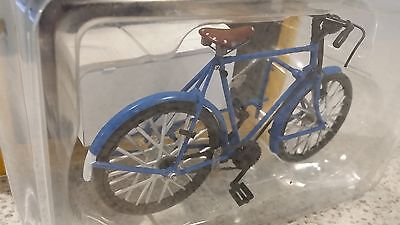 A Raleigh Roadster Model Diecast Push Bike And Sidecar  In Box