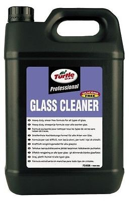 Turtle WAX Professional Silicon Free Glass Cleaner - Heavy Duty - Smear Free