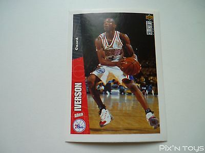 Stickers UPPER DECK Collector's choice 1996 - 1997 NBA Basketball N°176