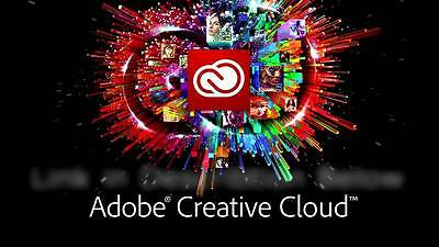 Adobe Master Collection CC 2017 Suite windows/mac