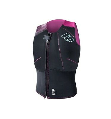 143707-0 NP Surf Lady Impact Front Zip Vest 2016 - Ship Europe Free