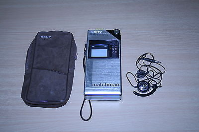 Sony Watchman Fd-210Be [Used]
