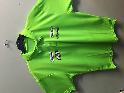 Pdc Michael Van Gerwen Replica Darts Playing Shirt Xlarge