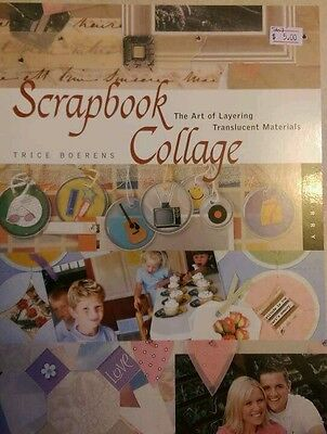 Scrapbooking collage