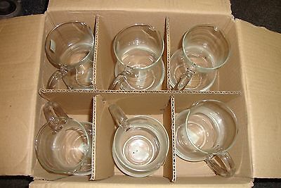 Luminarc Set Of 6 0.5L Glass Jug Pitcher Brand New Complete Set Wa20