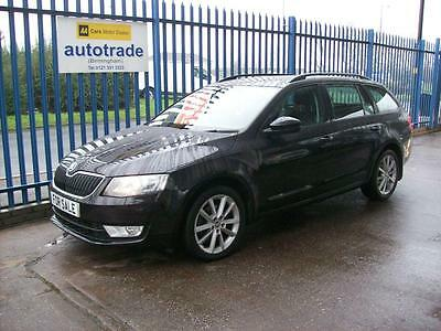 2013 Skoda Octavia 2.0TDI CR ( 150ps ) DPF  Elegance Estate,2 Keys,1 Owner,Alloy
