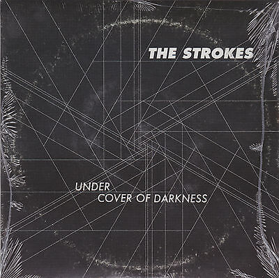 """The Strokes - Under Cover Of Darkness - 7"""" US Vinyl 45 - New & Shrinkwrapped"""