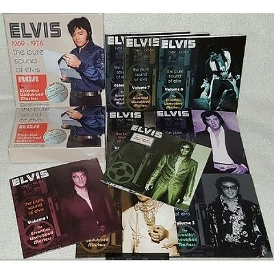 ELVIS PRESLEY 1969-1976 THE PURE SOUND OF ELVIS, The Essential Undubbed Masters
