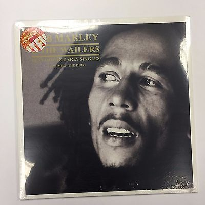 Bob Marley & The Wailers ‎– Best of The Early Singles Vol 2: The Dubs (VINYL)
