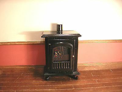 1/12th Dollshouse Miniature  Woodburner