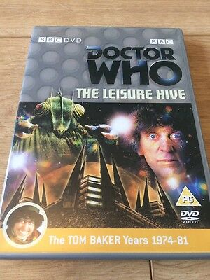 Dr Who Doctor Who The Leisure Hive Tom Baker DVD