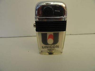Vintage Scripto VU Lighter Unicon with Black Band