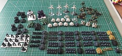 Epic 40k Imperial Guard Army, OOP, Rare, Armageddon, Forge World, Games Workshop