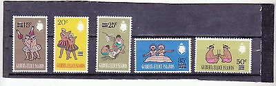 Stamps of Gilbert & Ellice Is.