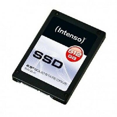 "Intenso 3812450 Top SSD 512GB 2.5"" Sata3"