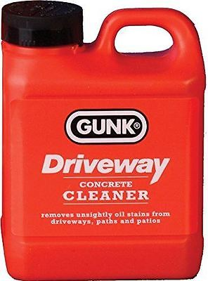 1L Gunk Driveway Paving Oil Cleaner 6830 Granville Genuine Remove Stains
