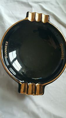 vintage arklow pottery guiness ashtray