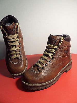 70s Adidas - Patons Gran Quota - hiking boots vintage NO retro trefoil