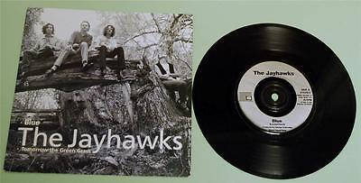 The Jayhawks - Blue - 1995 UK 2 Track 7""