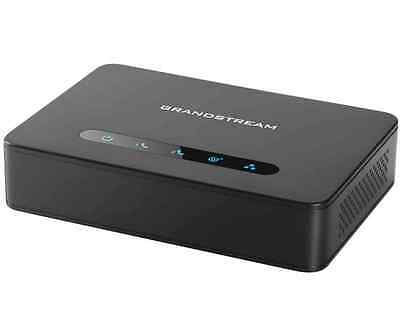 Grandstream HT812 2 Port VoIP Analogue Telephone Adaptor and Router