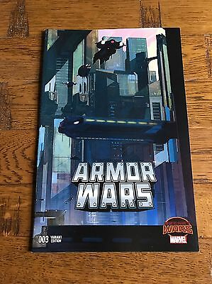 Armour Wars 3 Variant Edition