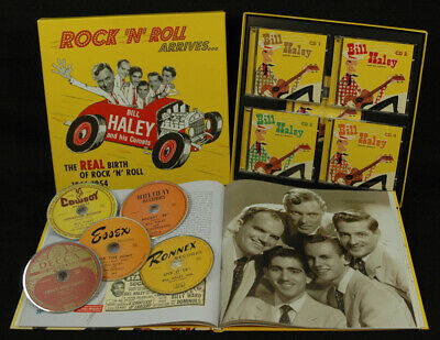 Bill Haley & His Comets - Rock'n'Roll Arrives… The Real Birth Of Rock'n'Roll ...