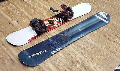 Two Burton Bullet Snowboards, Two Boots And Bag (Size 10.5)