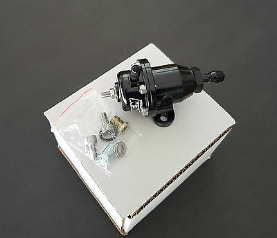 AEM Adjustable Fuel Pressure Regulator FPR Civic Accord Prelude Integra 25-300BK