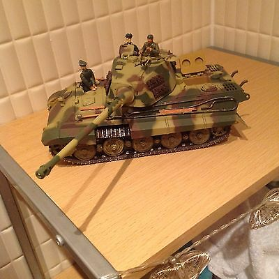 Forces Of Valor 1/32 KINGFISHER GERMAN Tank