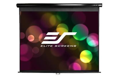 "NEW Elite Screen M135XWH2 Manual Series 135""(16:9) MaxWhite Projector Screen"