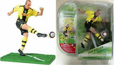 JAN KOLLER Action Figures 3D Stars Football (h 15cm) Borussia Dortmund NUOVO NEW
