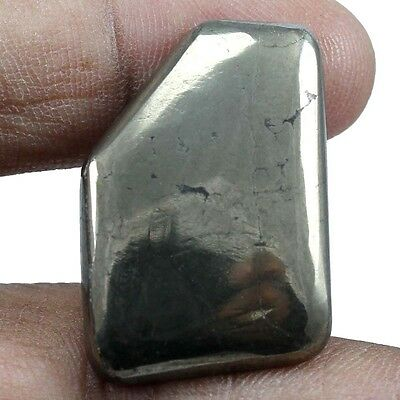 54.20 cts Natural Golden Pyrite Fancy Loose Cabochon Untreated Quality Gemstones