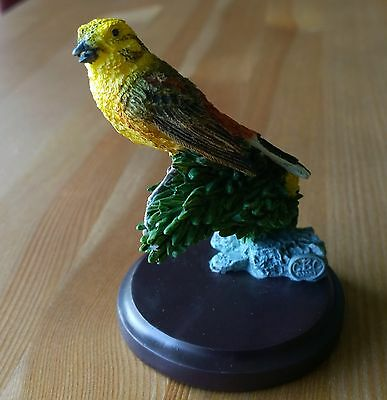 The Country Bird Collection - The Yellowhammer Figurine/Ornament