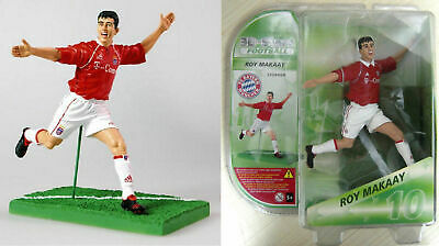 ROY MAKAAY Action Figures 3D Stars Football. (h 15cm) Bayern Munich Monaco NUOVO