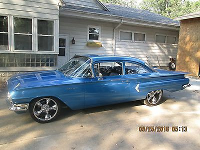 1960 Chevrolet Bel Air/150/210  1960 chevy