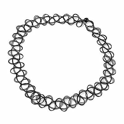 Lot of 450 - New Vintage Stretch Tattoo Choker Necklaces Set Retro Gothic Punk