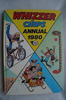 Whizzer And Chips Annual - 1980 - 37 Years Old !