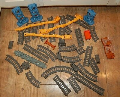 39 Pieces Thomas the Train Track Master Shipwreck Rails And Extras