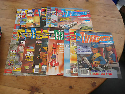 Thunderbirds The Comic 17 Issues From 1993-1994