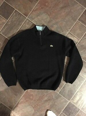 Boys Lacoste Jumper Aged 14 Years