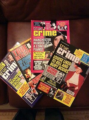 Crime magazines- 16 in total