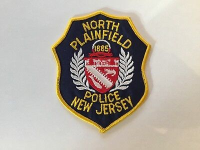 North Plainfield New Jersey Police