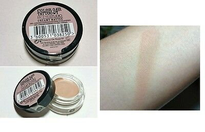 MAYBELLINE Color Tattoo 24h eyeshadow Creamy Mattes (91 Creme de Rose) OVP