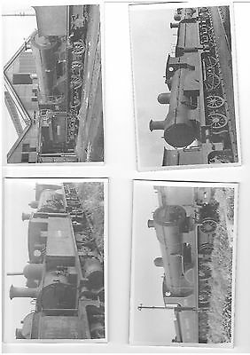 26 photographs - Southern Railway locomotives on medium quality paper-see notes