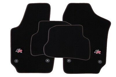 """FR"" floor mats for Seat Ibiza 5 V 6J/6P from year 2008"