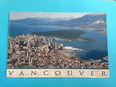 Canada Vancouver's Inner Harbour Postcard
