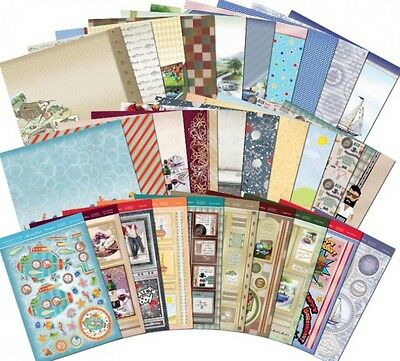 Hunkydory BIRTHDAYS FOR HIM ~ Luxury Topper Collection (30 sheets)